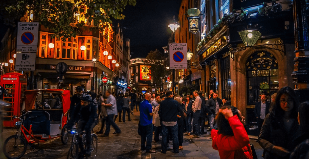 21 crackin' places to drink in London, England