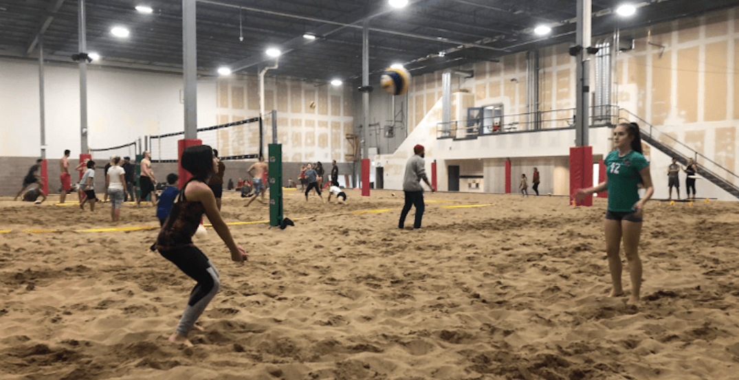 Calgary's first and only indoor beach is now officially open (PHOTOS)
