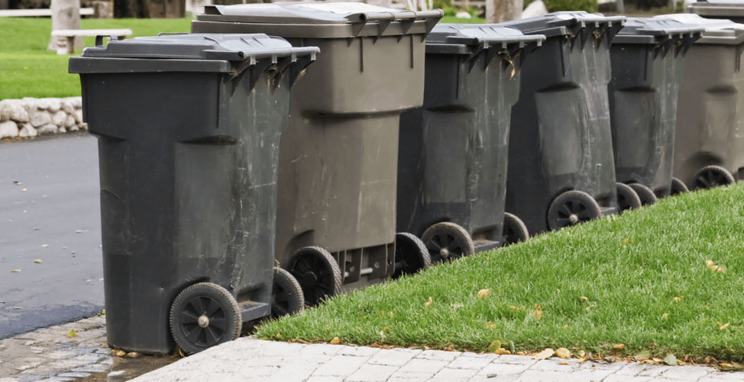 City of Calgary implements changes to garbage pickup days