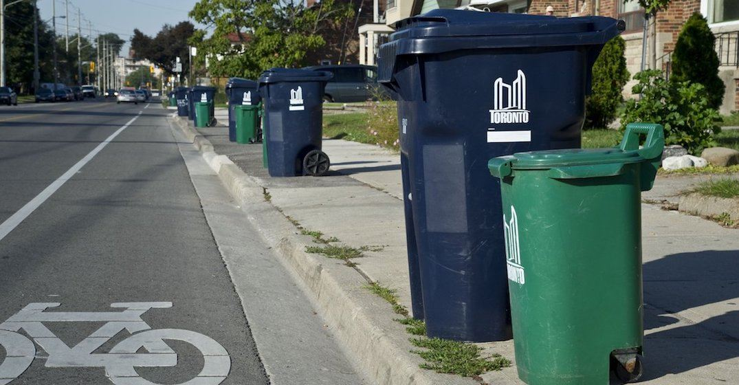 Toronto launches new app to help residents manage garbage and recycling