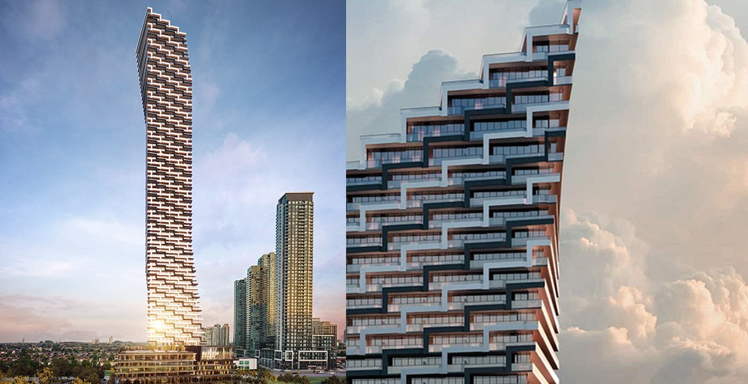 New 851-ft-tall tower to be Mississauga's tallest building