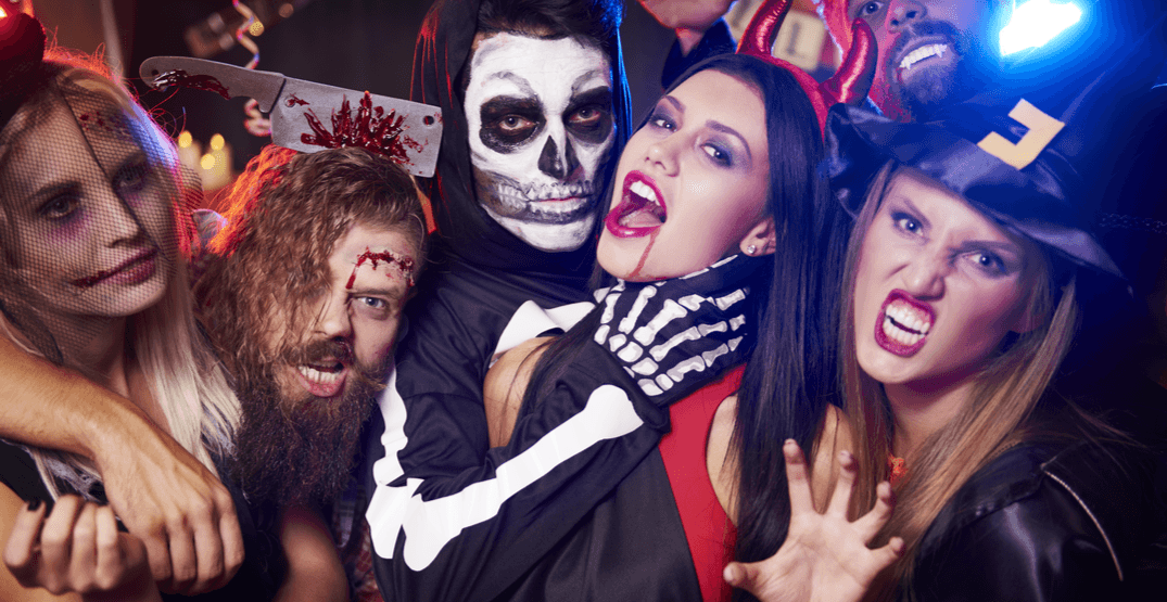 9 places to buy Halloween costumes in Vancouver