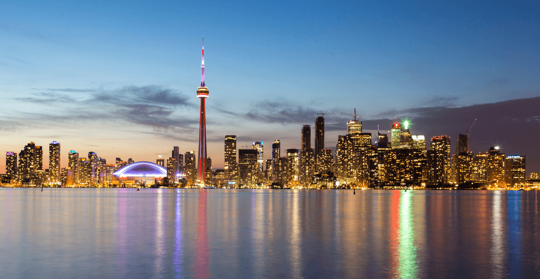 You can fly from Vancouver to Toronto for under $350 roundtrip this fall