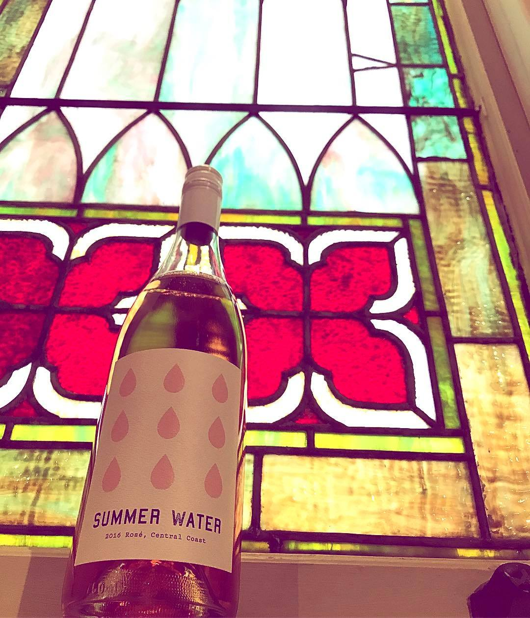Grace restaurant in Portland is situated inside an old church (@restaurantgrace / Instagram)