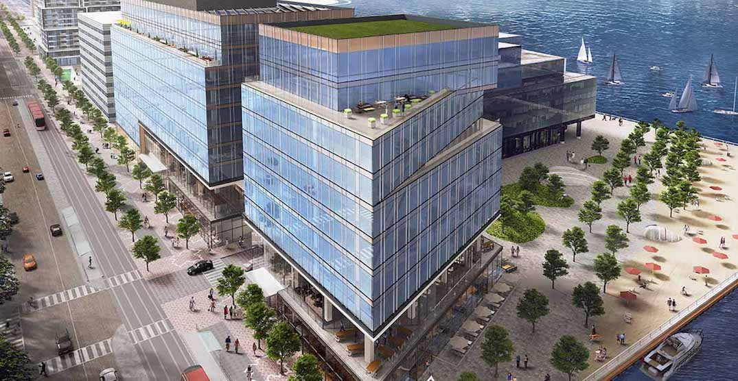 MaRs District is opening massive new innovation hub on Toronto's waterfront