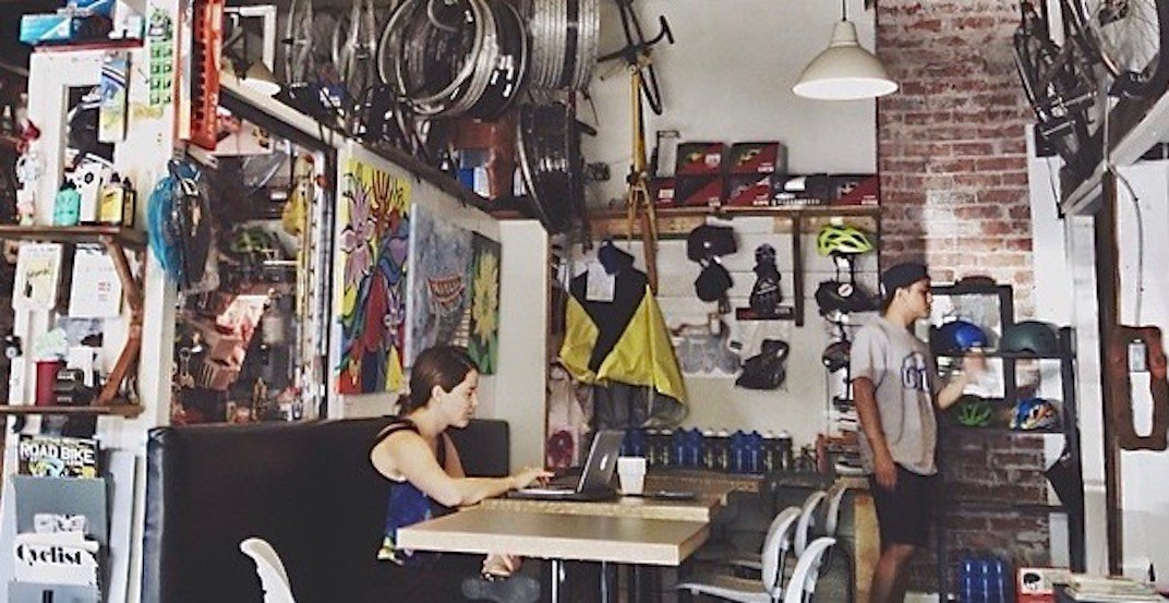 Bike shop owners to open new coffee spot amidst feud with Tandem Cafe