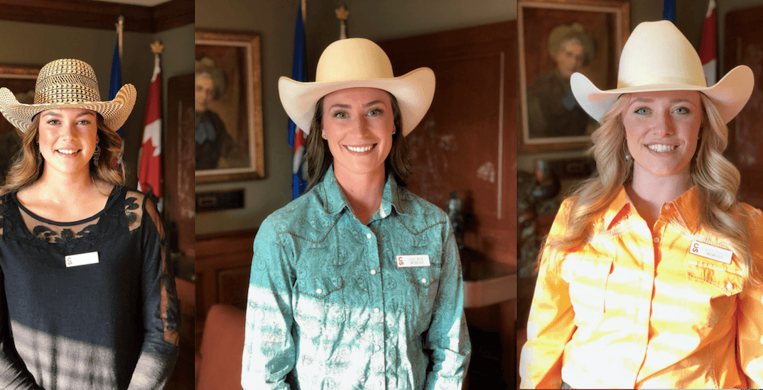 Next Year S Calgary Stampede Queen And Princess Have Been