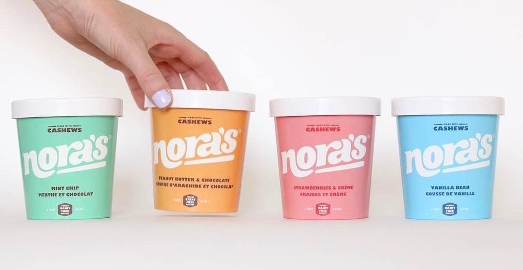 Nora's Ice Cream recalls vegan pints due to dairy cross-contamination