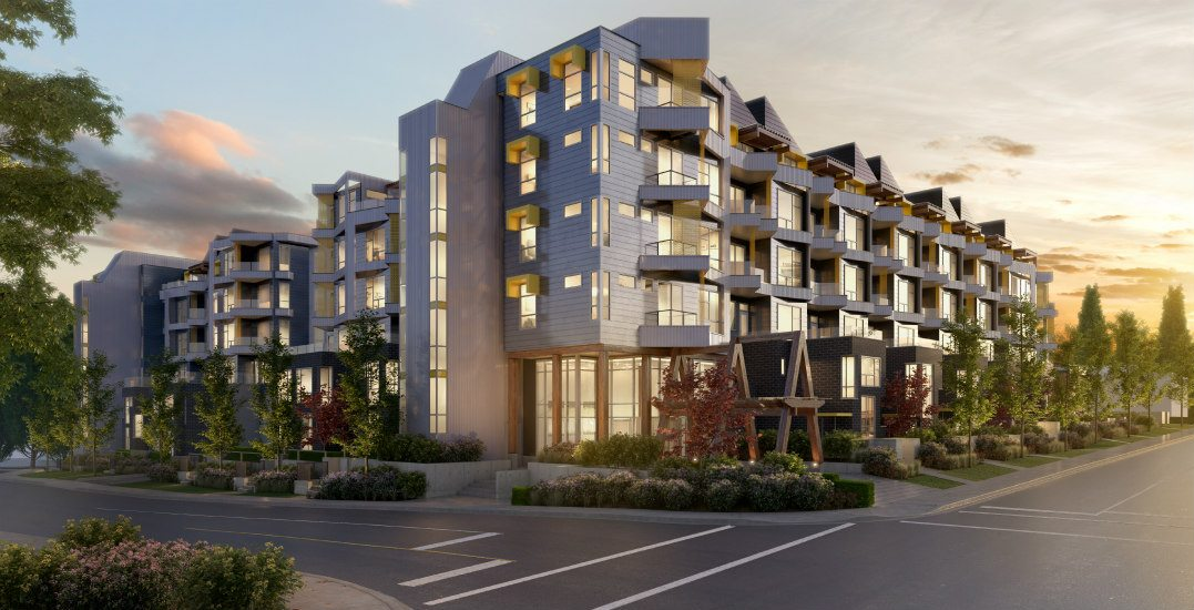 A new landmark condo community is coming to Abbotsford's city centre