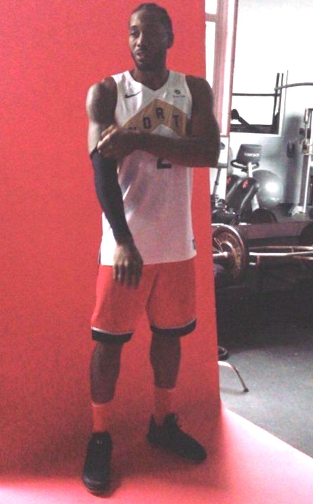 kawhi leonard raptors jersey