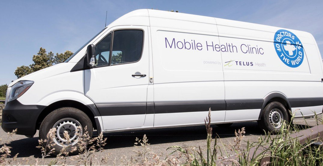 TELUS invests $5 million to nationally expand mobile health clinics