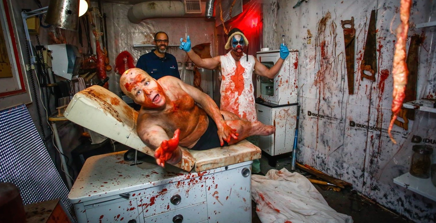 A seriously horrifying immersive Halloween event starts in Montreal this weekend (VIDEO)