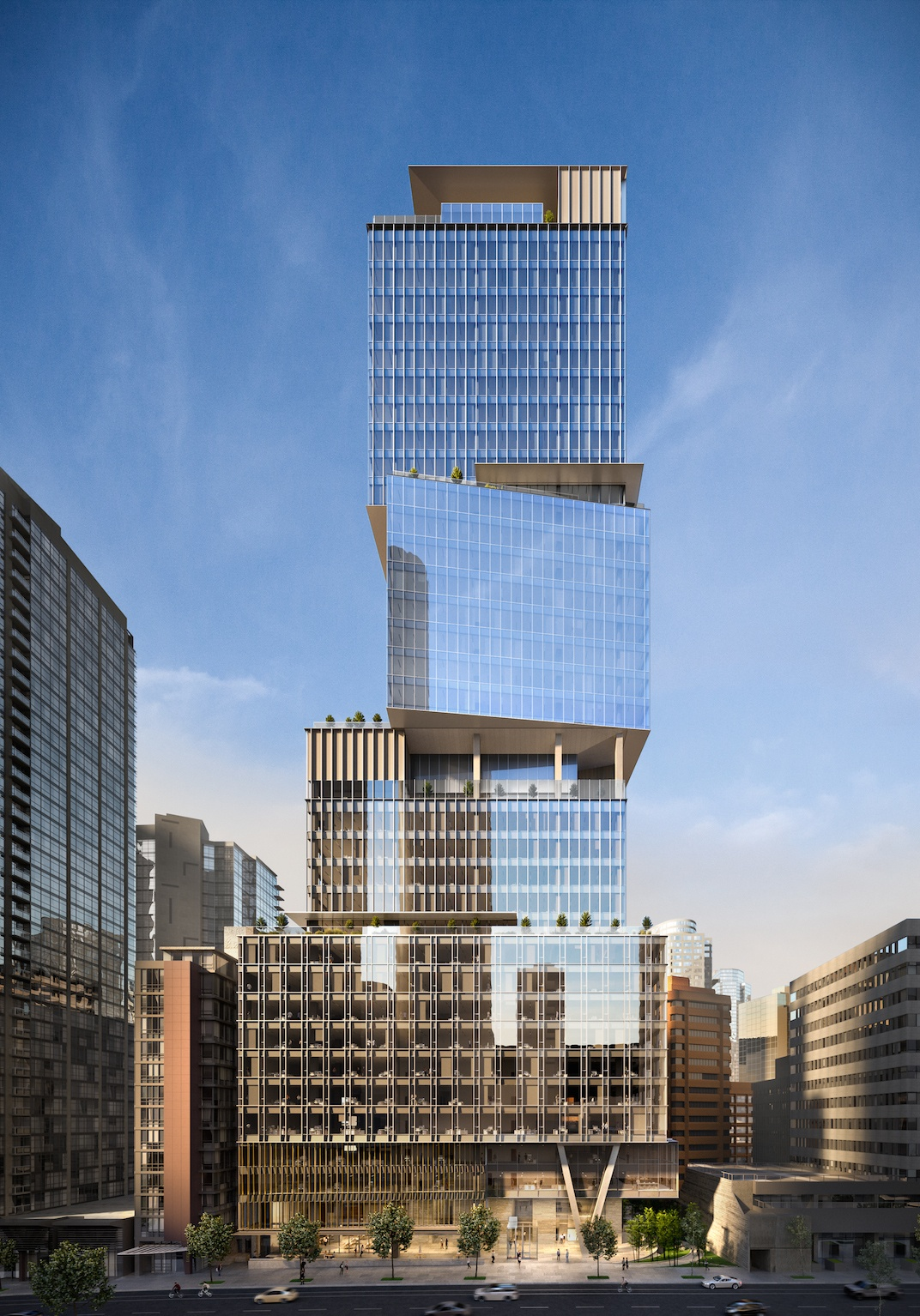 E&Y to anchor the new tallest office tower in Vancouver ...