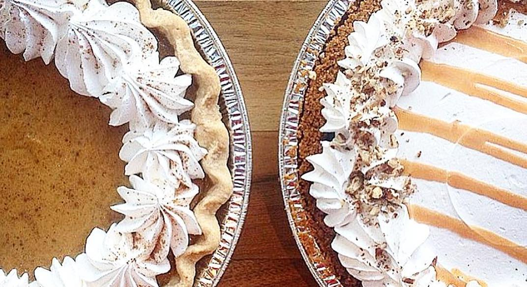 You can get FREE mini pies from The Rolling Pin in Toronto next week