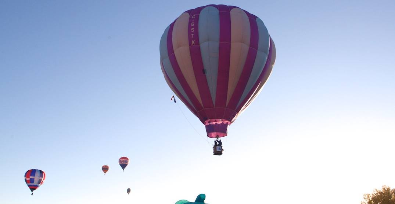 High River's International Hot Air Balloon Festival kicks off today