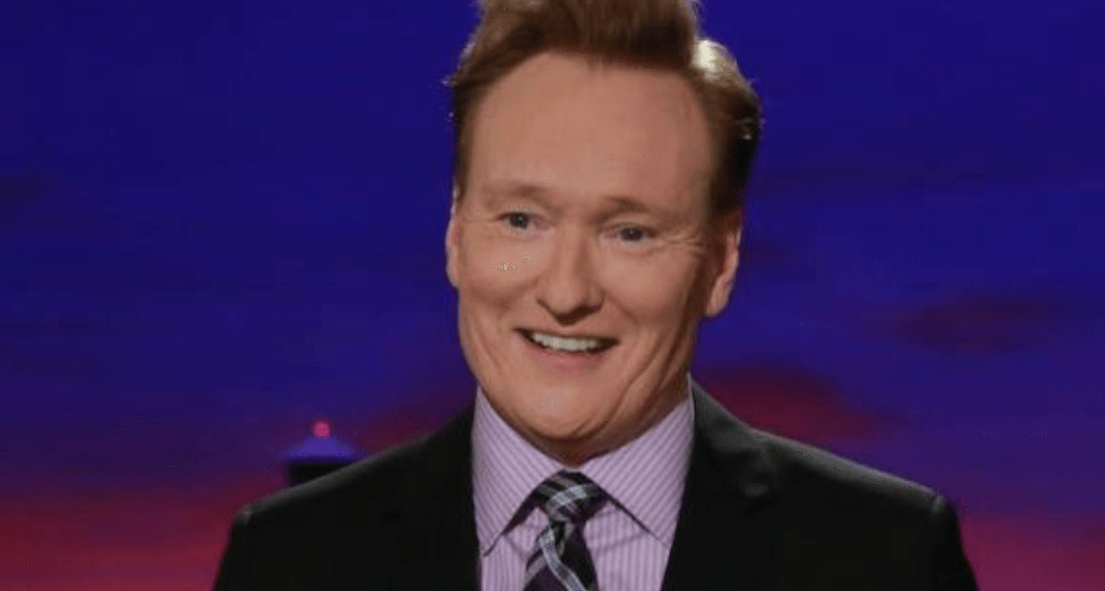 Conan O'Brien's new comedy tour is coming to Vancouver this winter