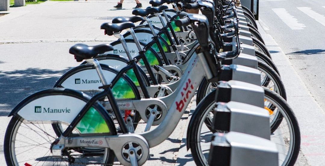 BIXI Montreal is giving out FREE bike rides and coffee this weekend