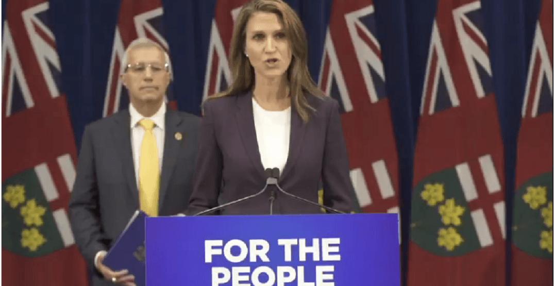 Ontario announces legislation for private cannabis retail
