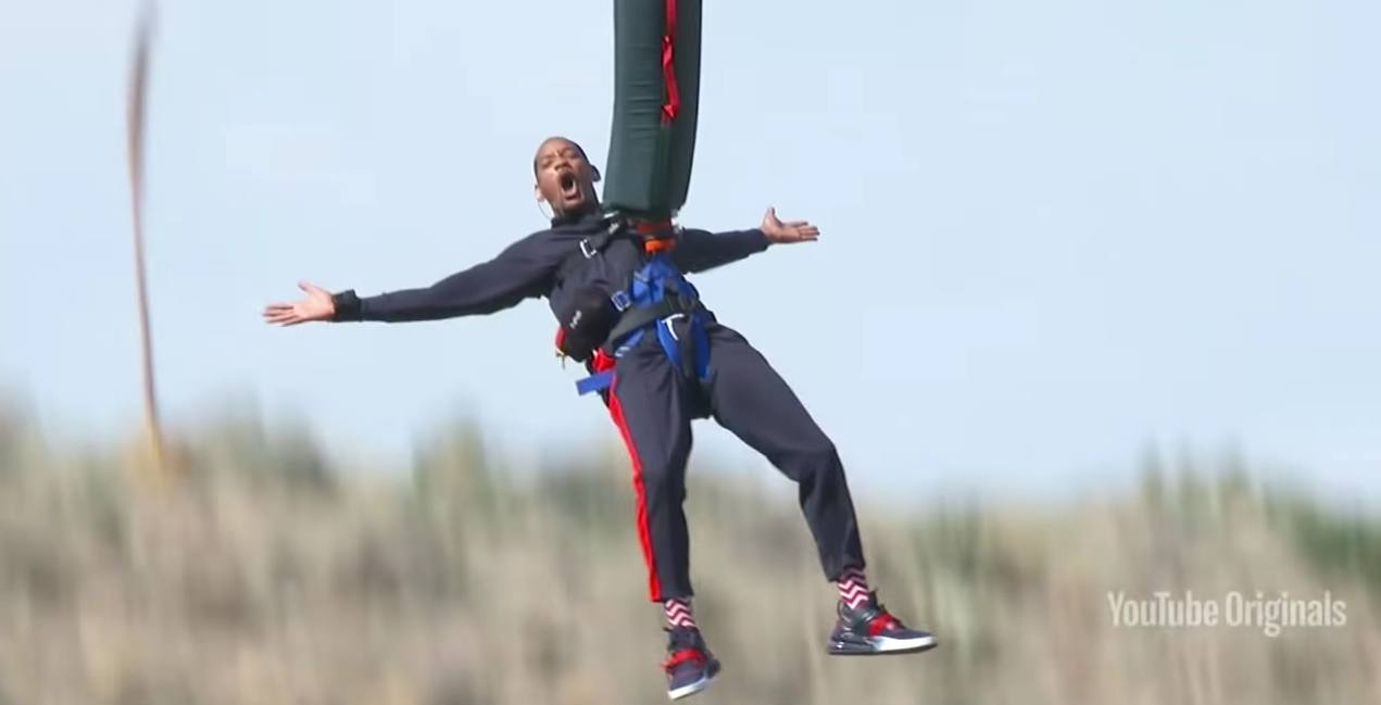 Former McGill students convinced Will Smith to jump out of a helicopter (VIDEO)
