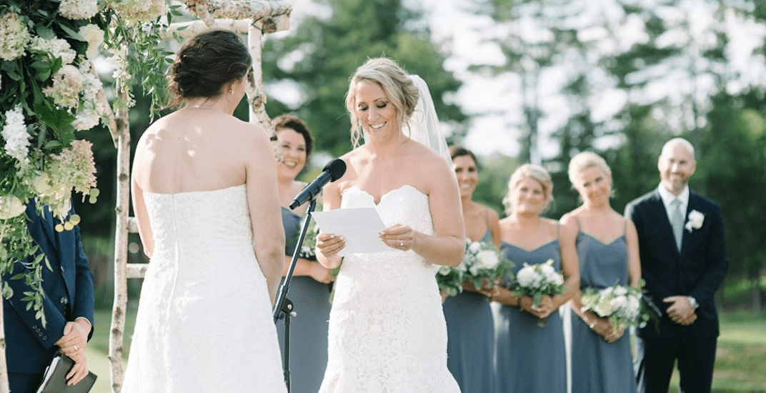Canadian women's hockey player marries Team USA Olympic rival