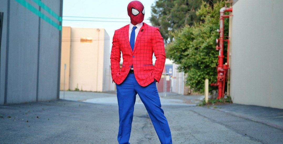 The men's version of the Sexy Halloween Costume exists, and it is GLORIOUS