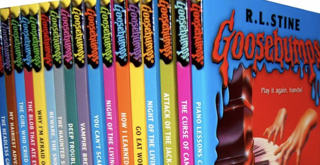 The man behind Goosebumps is hosting a Halloween party in Vancouver