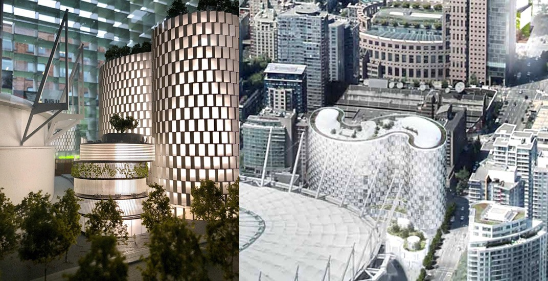Steam heating plant next to BC Place to be redeveloped into a tower
