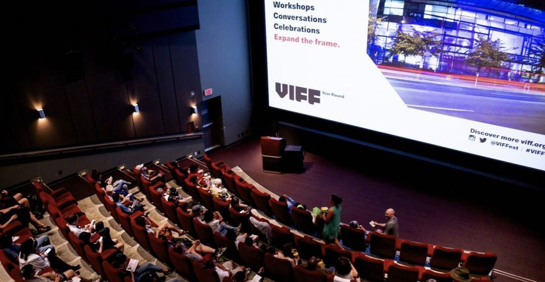 The Vancouver International Film Festival has officially kicked off