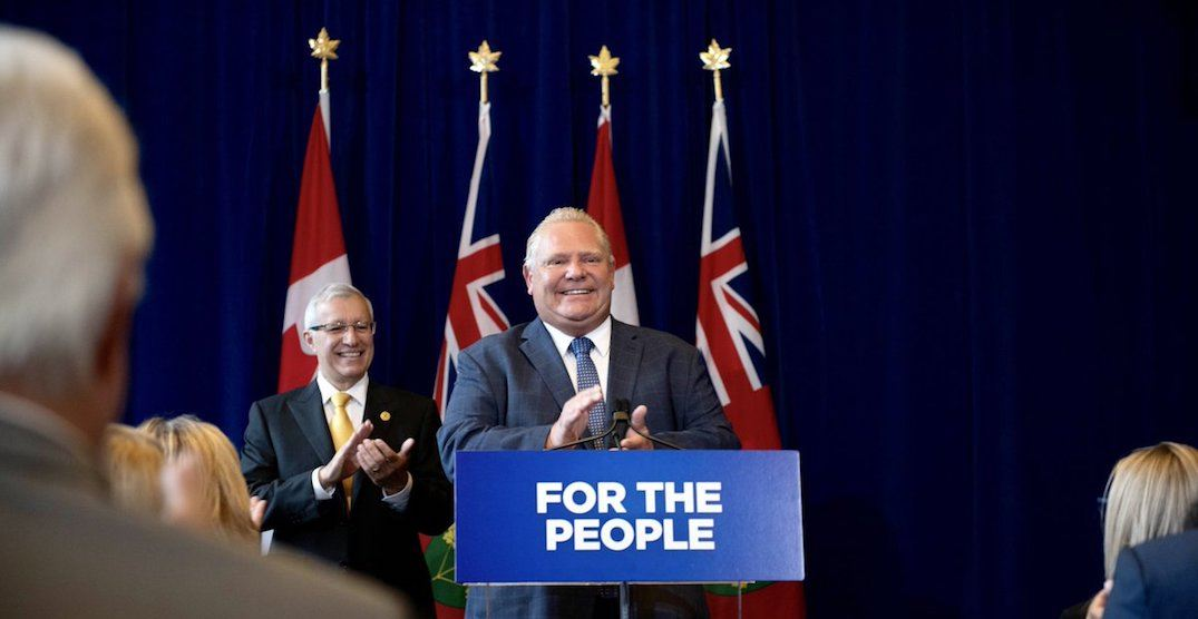 Ford government cuts funding for specialized school programs