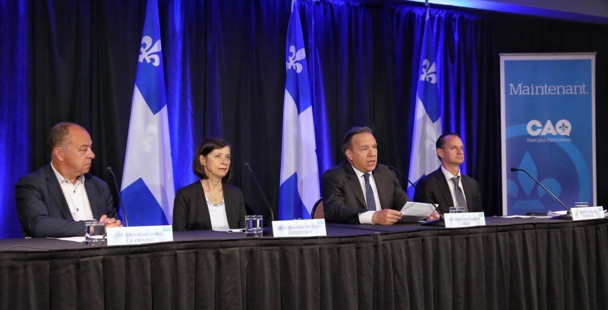 Quebec Election 101: Coalition Avenir Québec