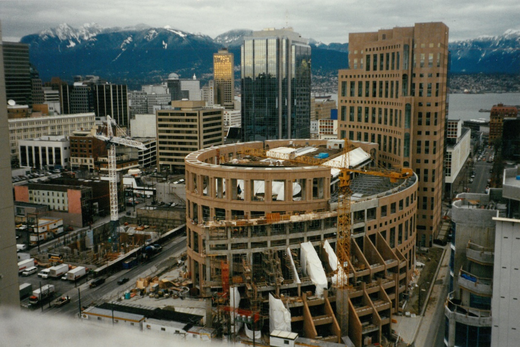 Vancouver Public Library Central Branch Library Square
