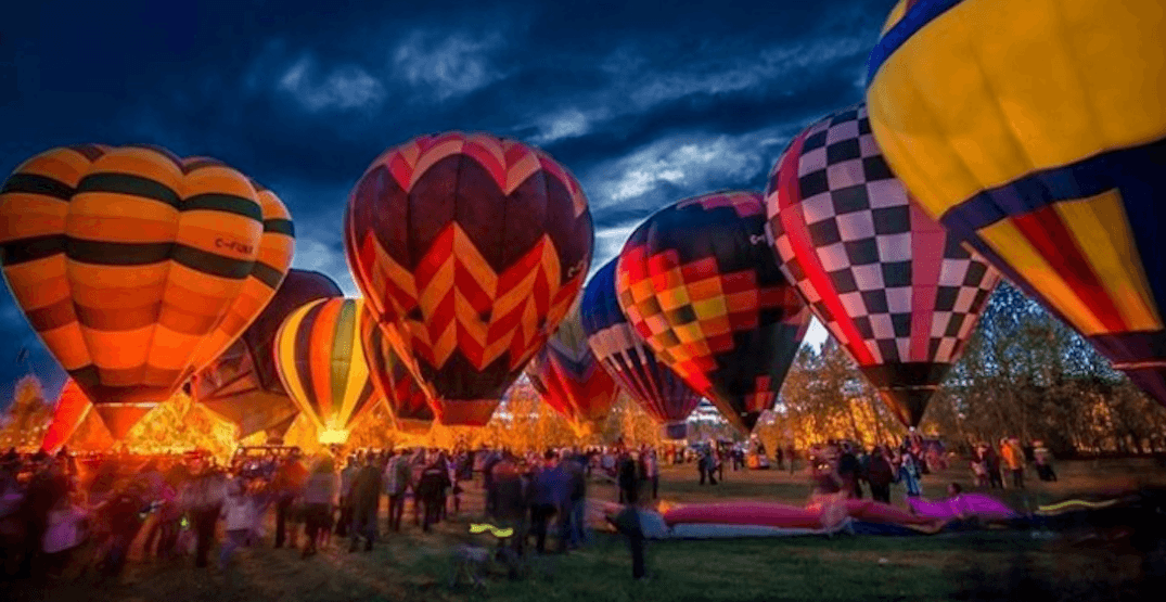 High River's skies will be filled with hot air balloons tonight (PHOTOS)