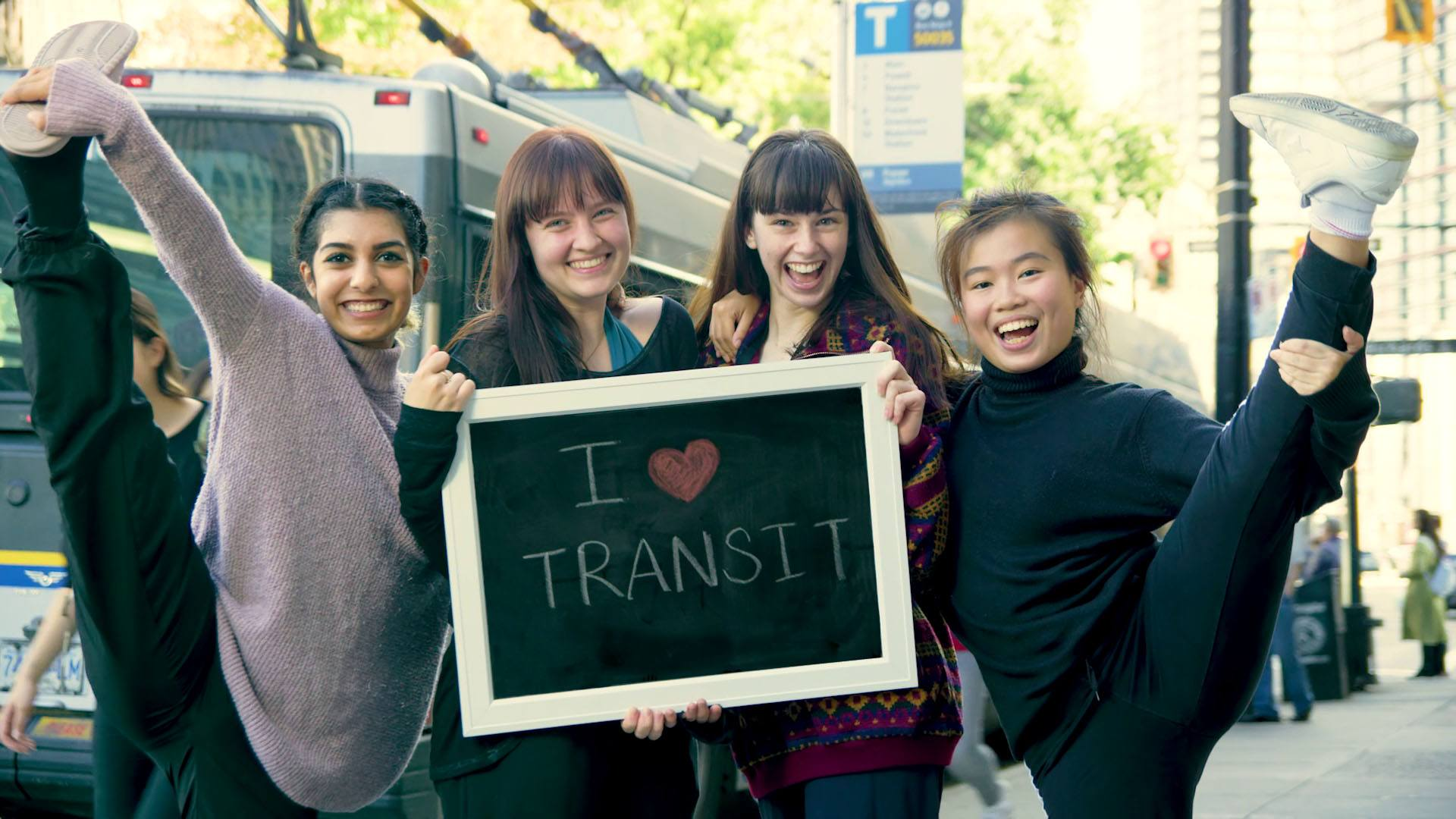 5 ways to celebrate 'I Love Transit Week' in Metro Vancouver