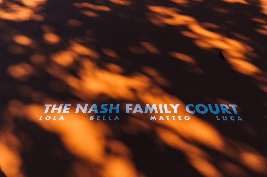 steve nash court