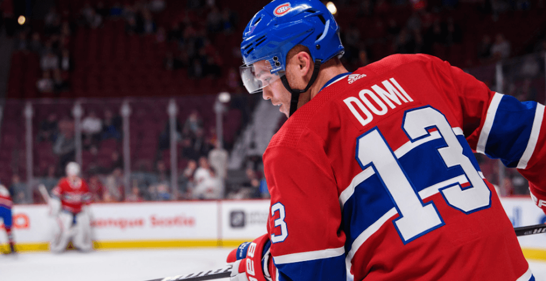 Canadiens' Max Domi might not return for playoffs due to diabetes