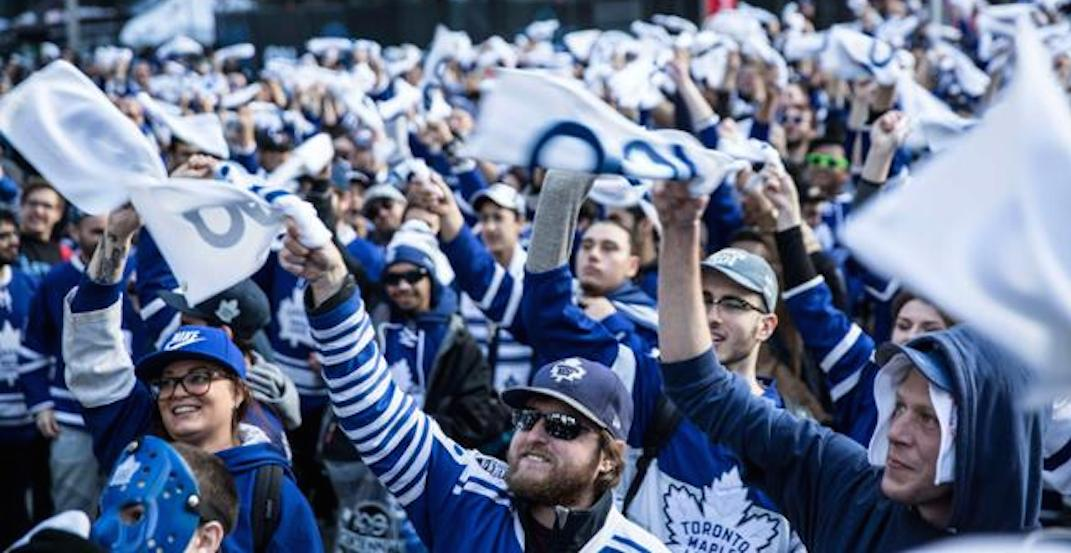 Maple Leaf Square once again hosting Leafs and Raptors playoff tailgate parties