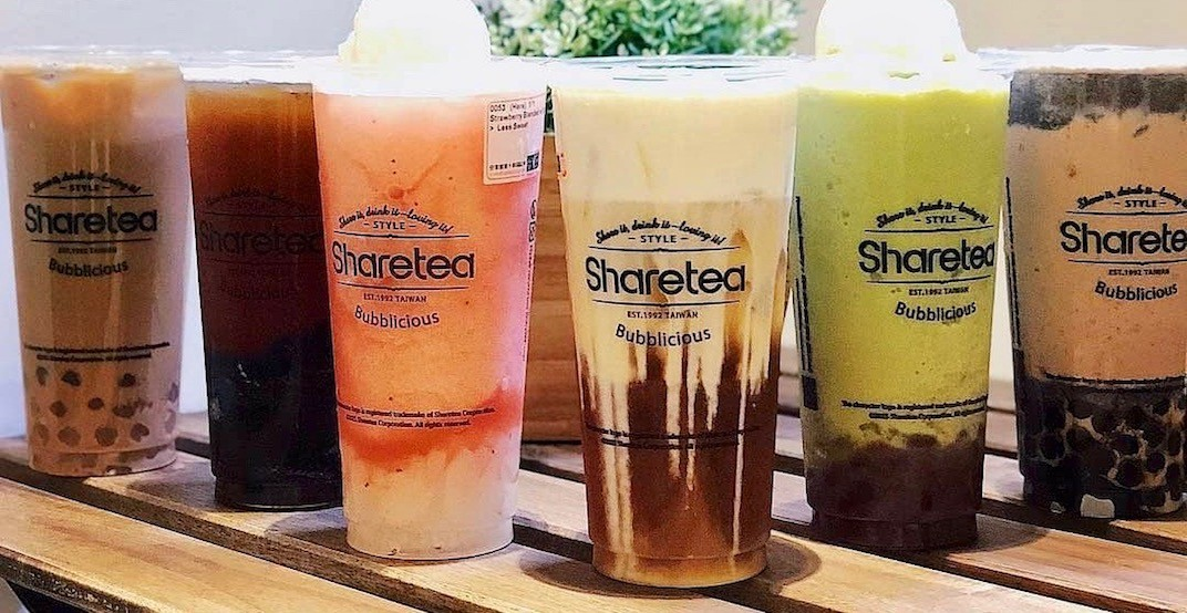 Taiwanese bubble tea giant opening new location in Vancouver