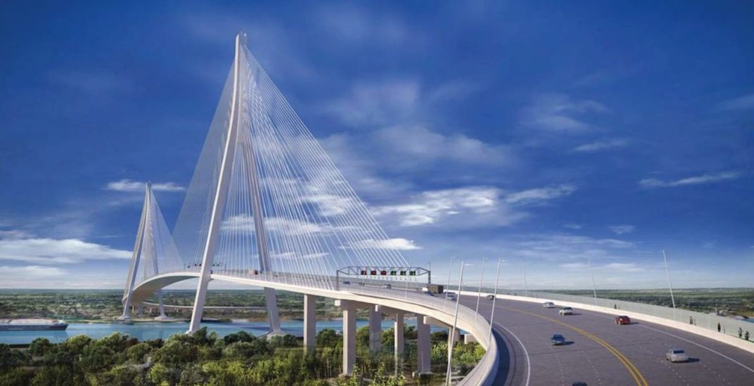 Gordie howe international bridge 6