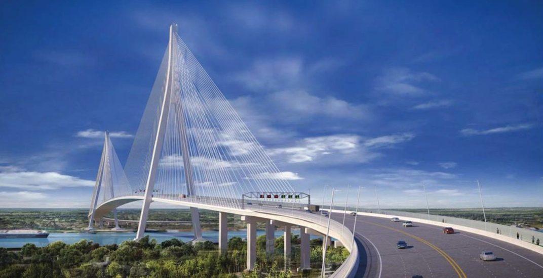 Gordie howe international bridge 6