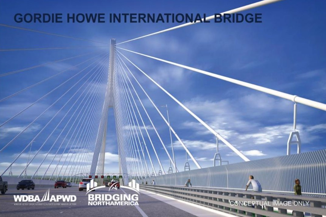 Gordie Howe International Bridge