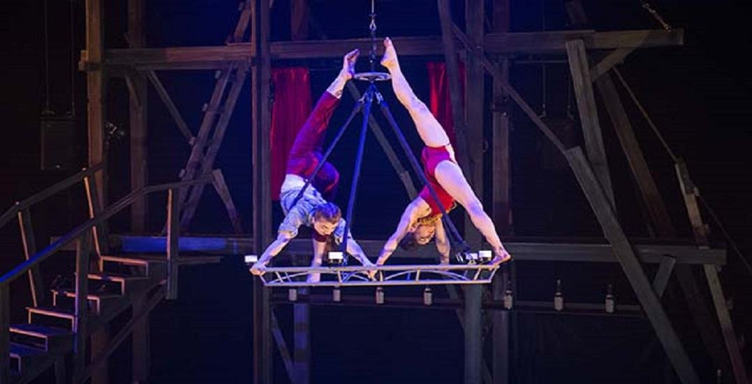 A western-themed circus show is coming to Calgary this weekend