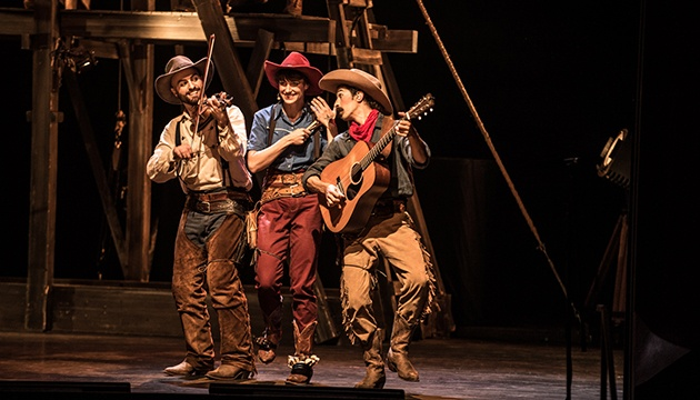 A Western Themed Circus Show Is Coming To Calgary This