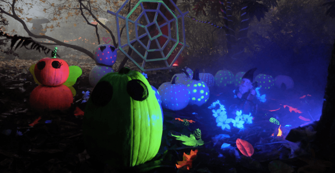 There's an after-dark Halloween adventure happening in Vancouver next month