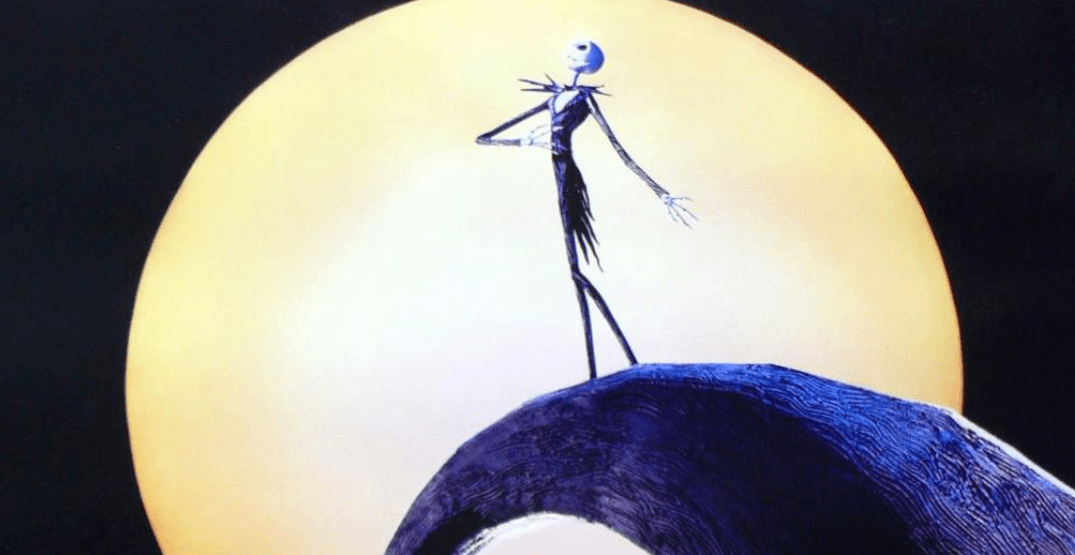 A 'Nightmare Before Christmas' market is coming to Metro Vancouver this Halloween