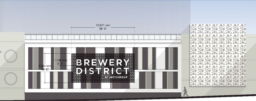 New Westminster Brewery District