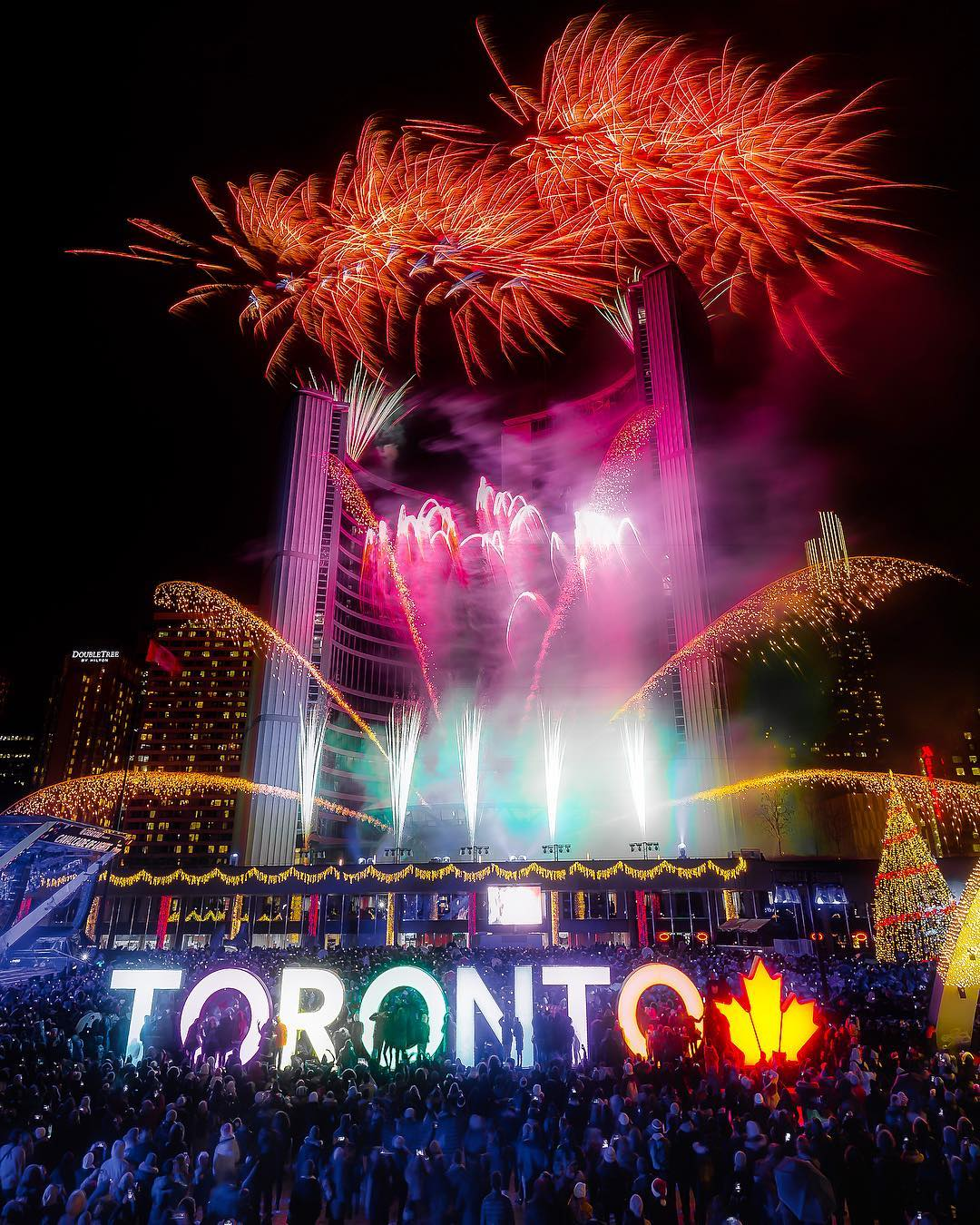 Cavalcade Of Lights Returning To Nathan Phillips Square