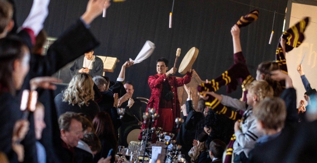 A magical Harry Potter themed brunch is coming to Toronto this April