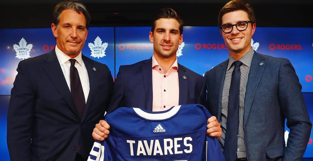 4 new players on the Toronto Maple Leafs this year
