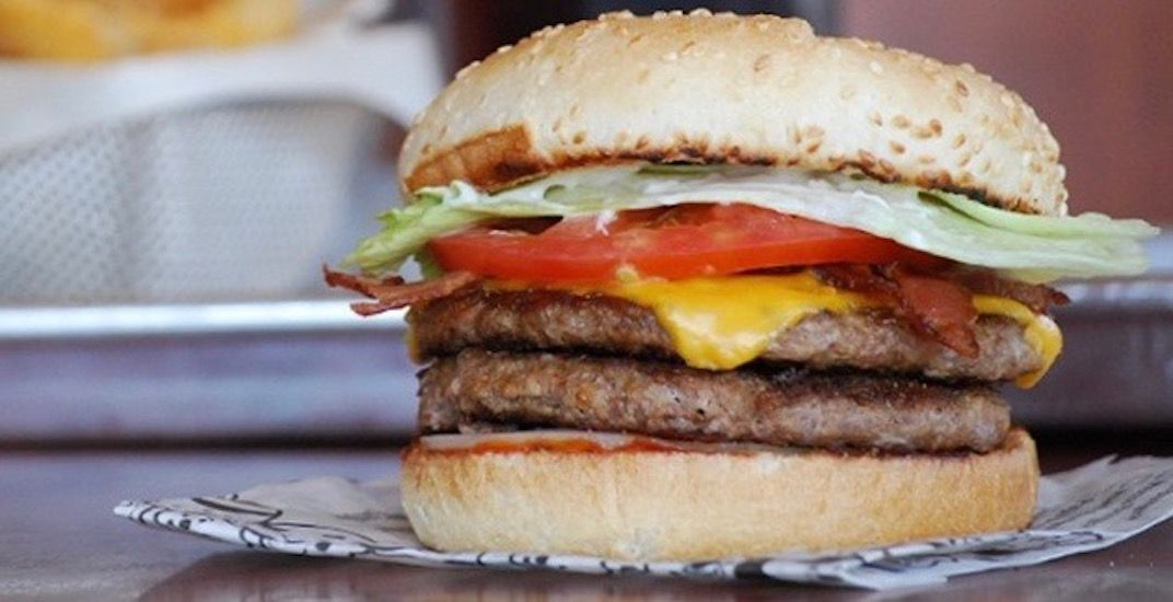 Another popular fast food chain is changing their burgers in Canada