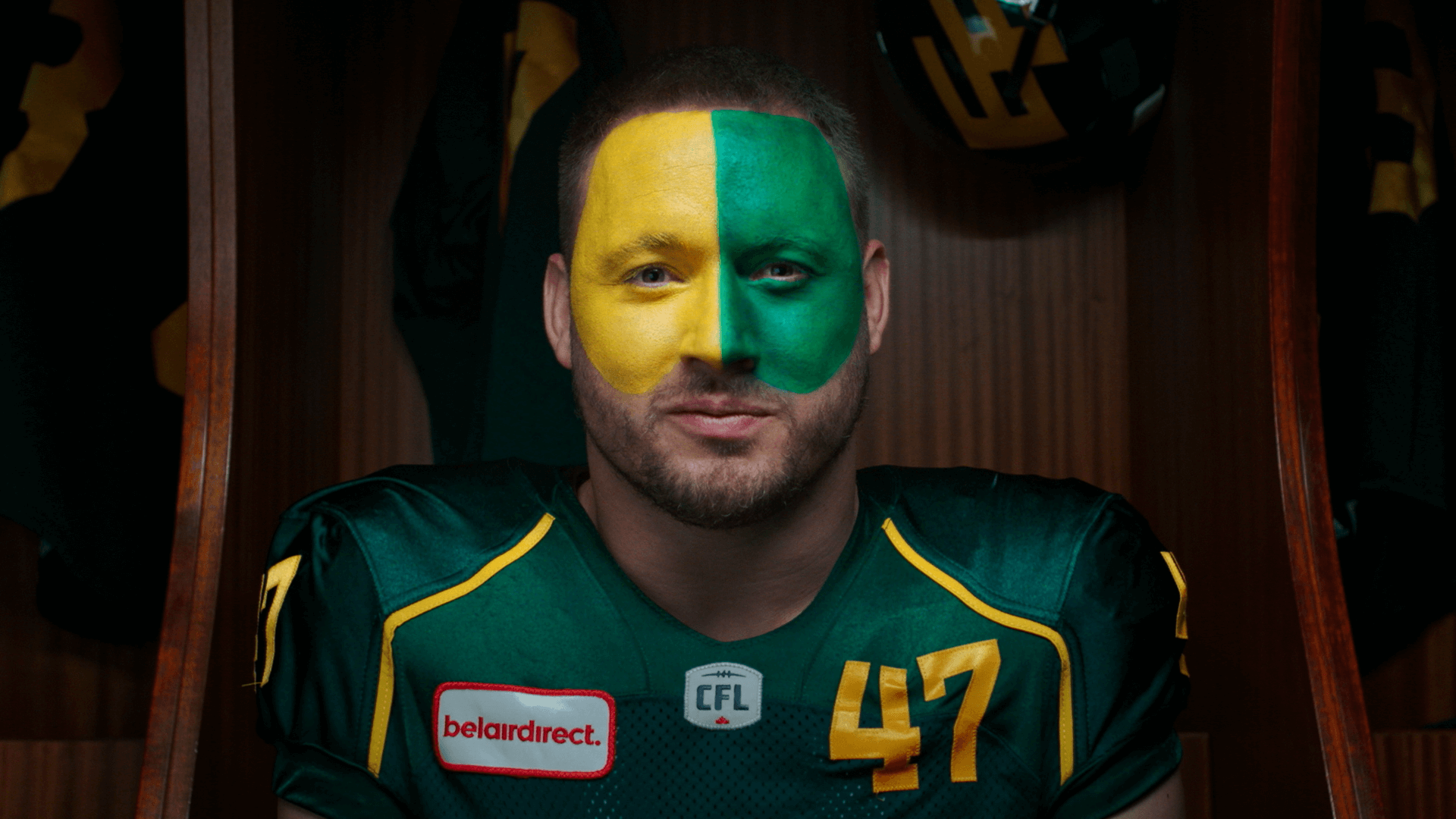 Paint on your best game face to win a Grey Cup trip worth $5,000